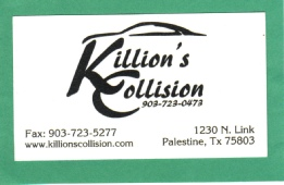 Killion's Collision