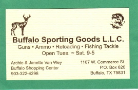 Buffalo Sporting Goods